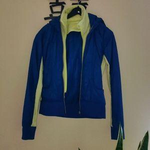 GUC Lululemon Uba Hoodie 2 Soft shell Jacket